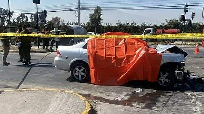 Justicia Divina | Dos delincuentes mueren en accidente, luego de balear a persona en La Granja