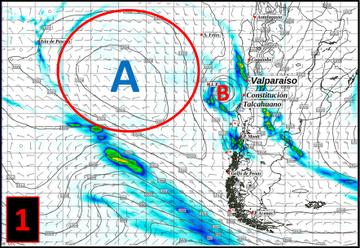 Noticias Chile | Se declara alerta temprana preventiva por tormentas eléctricas para la Región Metropolitana