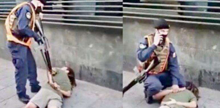 Noticias Chile   Cinco órdenes de detención pendientes tenía el antisocial que intentó eludir fiscalización en Valparaíso
