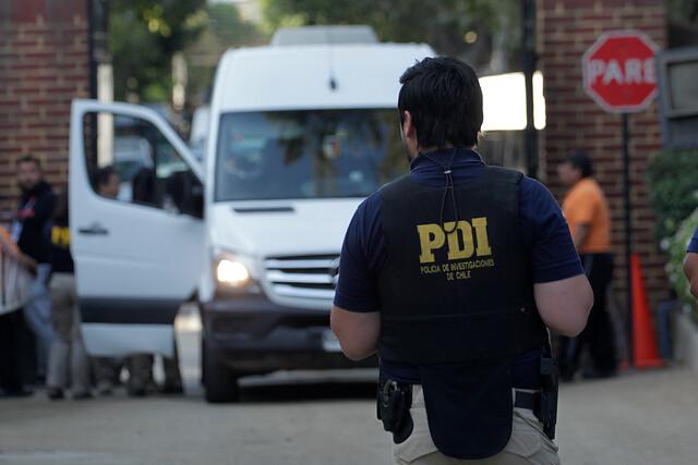 Detención ciudadana, terminó con un sujeto fallecido en el sector sur de la capital