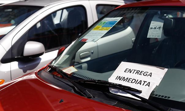 Factor AFP deja sin stock venta de autos seminuevos en el territorio nacional