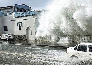 Noticias Chile | Armada emitió alerta por marejadas para las costas del país nuevamente