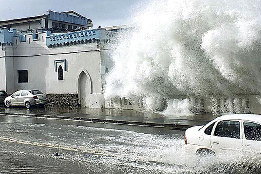 Noticias Chile   Armada emitió alerta por marejadas para las costas del país nuevamente