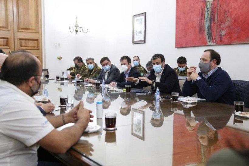 Exitoso plan del gobierno logra contener a pequeños grupos de delincuentes en Plaza Italia